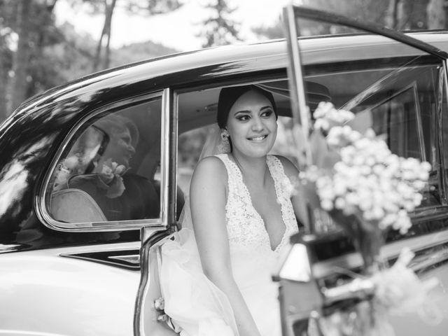La boda de Daniel y Rebeca en Galapagar, Madrid 20