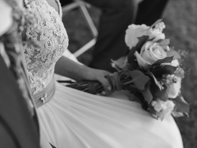 La boda de Daniel y Rebeca en Galapagar, Madrid 21