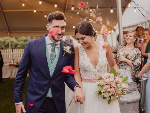 La boda de Daniel y Rebeca en Galapagar, Madrid 23