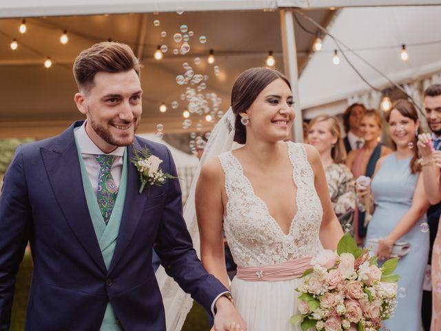 La boda de Daniel y Rebeca en Galapagar, Madrid 24