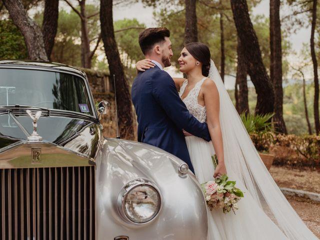 La boda de Daniel y Rebeca en Galapagar, Madrid 25