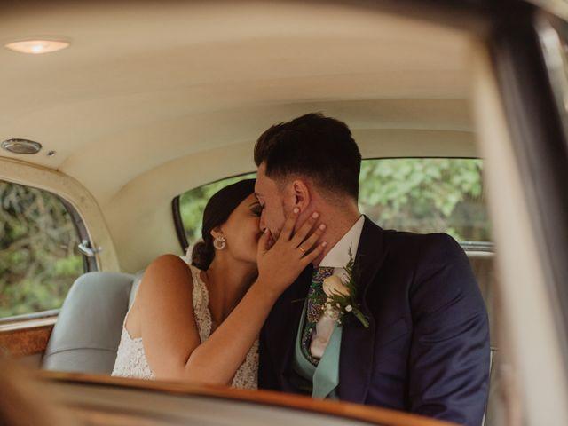 La boda de Daniel y Rebeca en Galapagar, Madrid 26