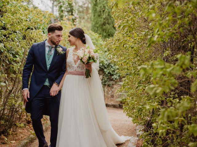 La boda de Daniel y Rebeca en Galapagar, Madrid 27