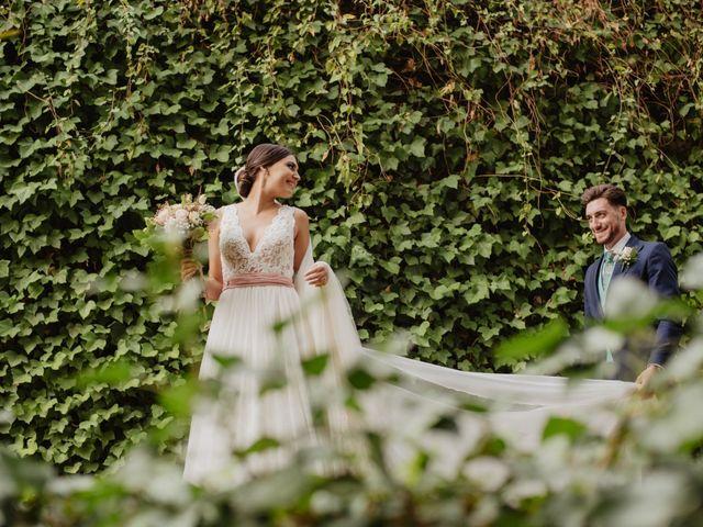 La boda de Daniel y Rebeca en Galapagar, Madrid 28