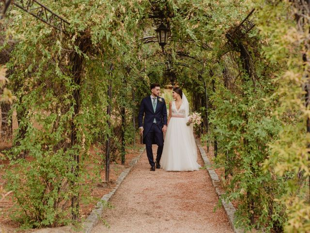 La boda de Daniel y Rebeca en Galapagar, Madrid 29