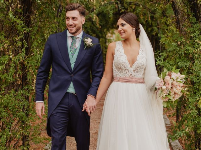 La boda de Daniel y Rebeca en Galapagar, Madrid 30