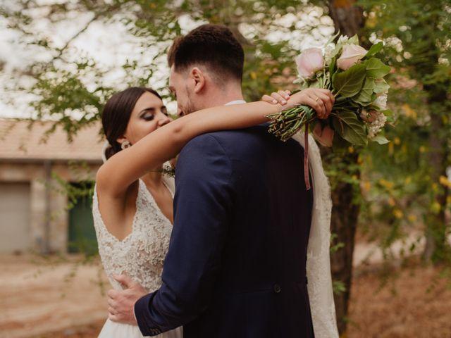 La boda de Daniel y Rebeca en Galapagar, Madrid 31