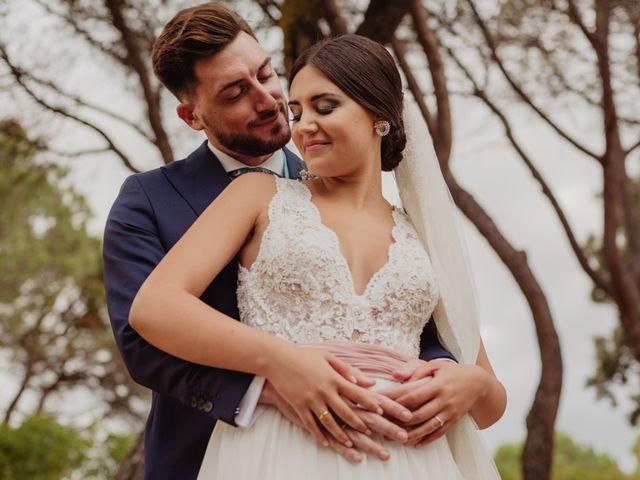 La boda de Daniel y Rebeca en Galapagar, Madrid 33