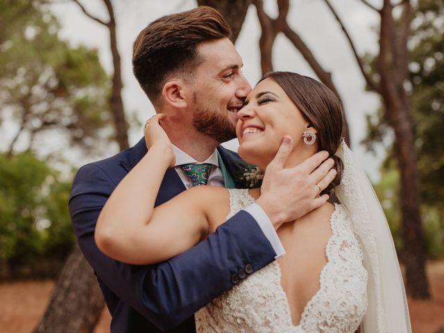 La boda de Daniel y Rebeca en Galapagar, Madrid 1