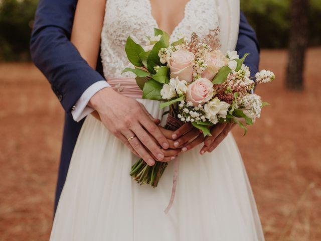La boda de Daniel y Rebeca en Galapagar, Madrid 35