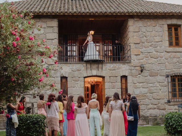 La boda de Daniel y Rebeca en Galapagar, Madrid 37