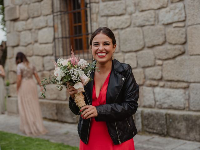 La boda de Daniel y Rebeca en Galapagar, Madrid 38