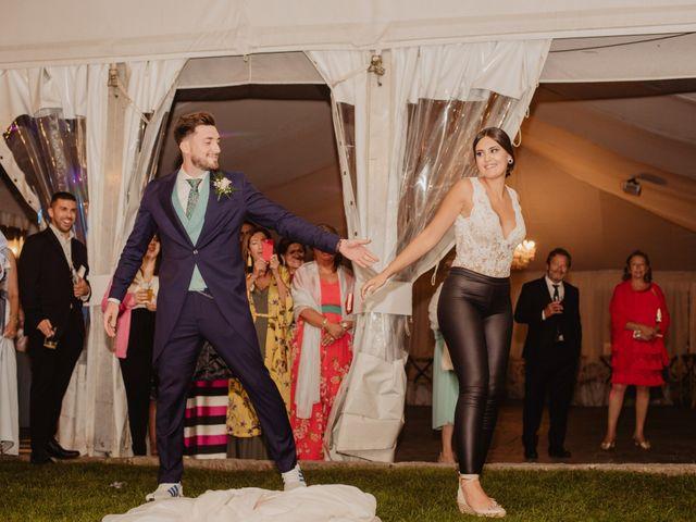 La boda de Daniel y Rebeca en Galapagar, Madrid 42