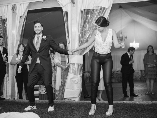 La boda de Daniel y Rebeca en Galapagar, Madrid 43
