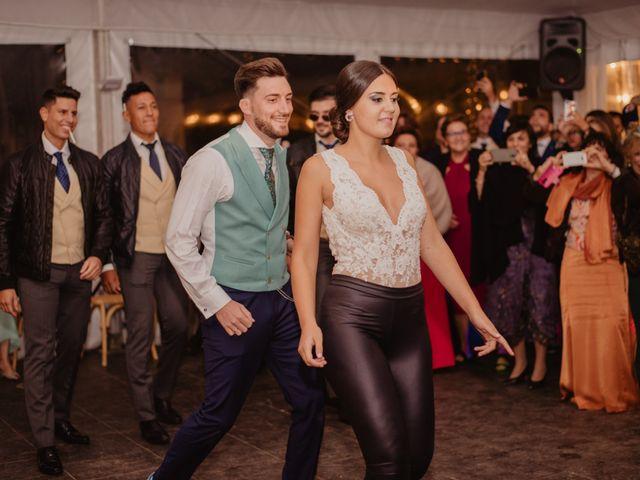 La boda de Daniel y Rebeca en Galapagar, Madrid 44