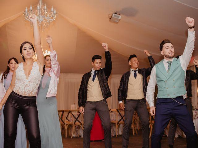 La boda de Daniel y Rebeca en Galapagar, Madrid 46