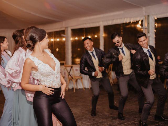 La boda de Daniel y Rebeca en Galapagar, Madrid 48