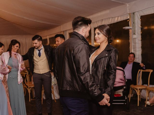 La boda de Daniel y Rebeca en Galapagar, Madrid 51
