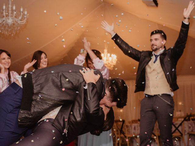 La boda de Daniel y Rebeca en Galapagar, Madrid 53