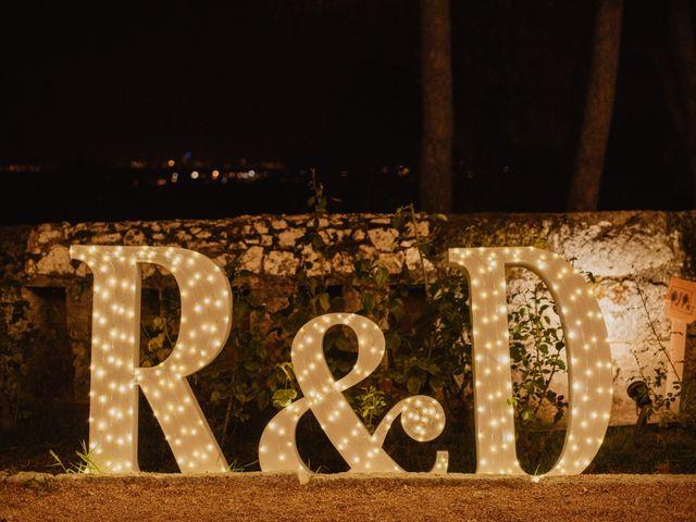 La boda de Daniel y Rebeca en Galapagar, Madrid 55