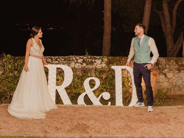 La boda de Daniel y Rebeca en Galapagar, Madrid 57