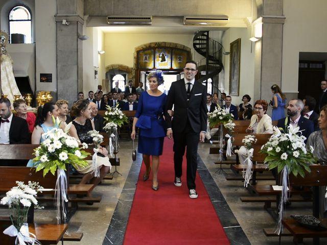 La boda de Alejandro y Ana María en Hoznayo, Cantabria 16