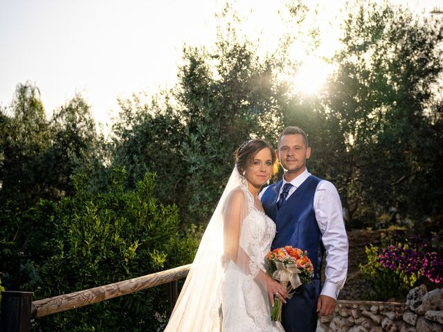 La boda de Gaspar y Maria José en Alora, Málaga 12