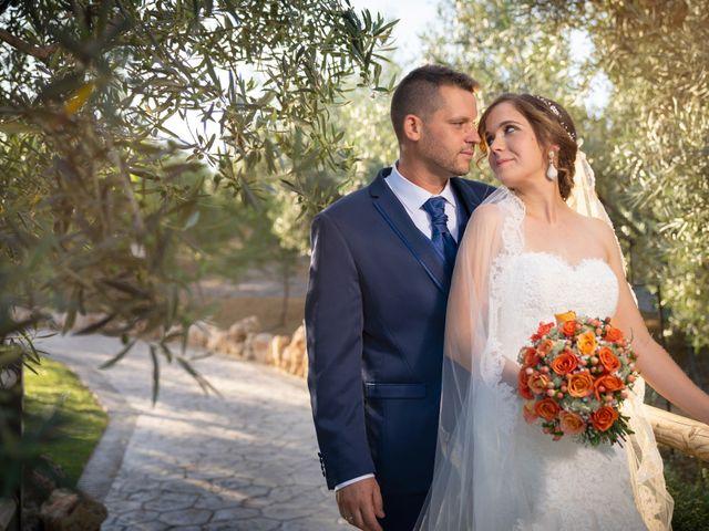 La boda de Gaspar y Maria José en Alora, Málaga 18