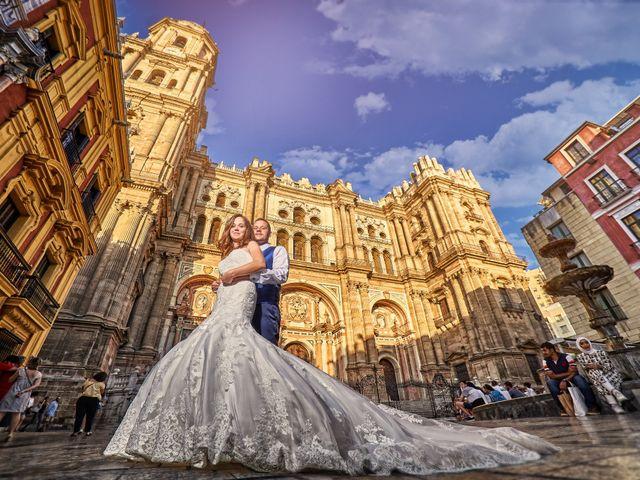 La boda de Gaspar y Maria José en Alora, Málaga 39
