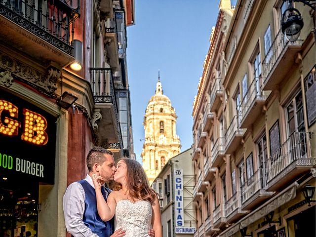 La boda de Gaspar y Maria José en Alora, Málaga 1