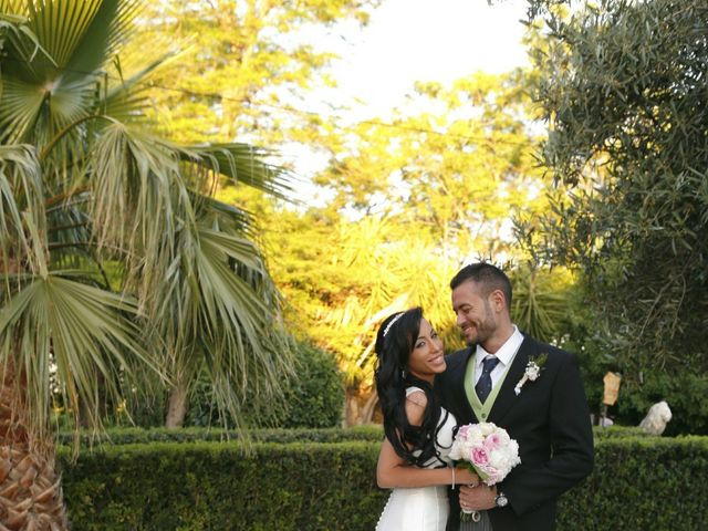 La boda de Carlos y Jessica en Valencia, Valencia 6
