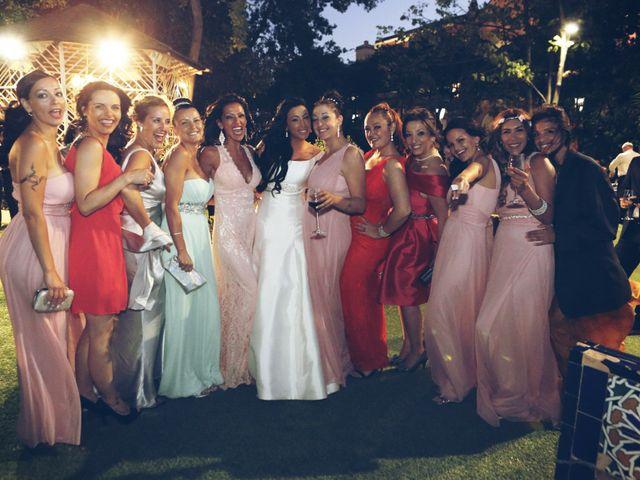 La boda de Carlos y Jessica en Valencia, Valencia 11