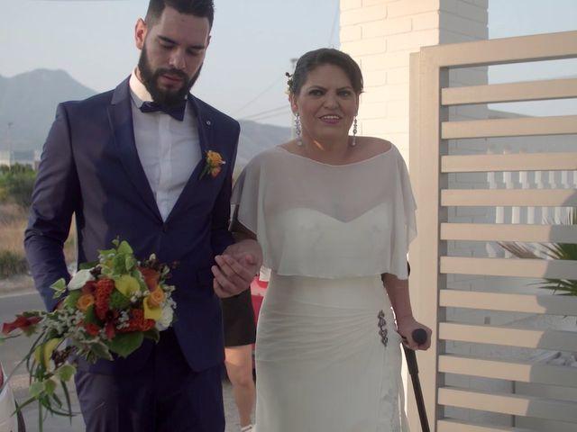 La boda de Tomás y Cristina en La/villajoyosa Vila Joiosa, Alicante 9
