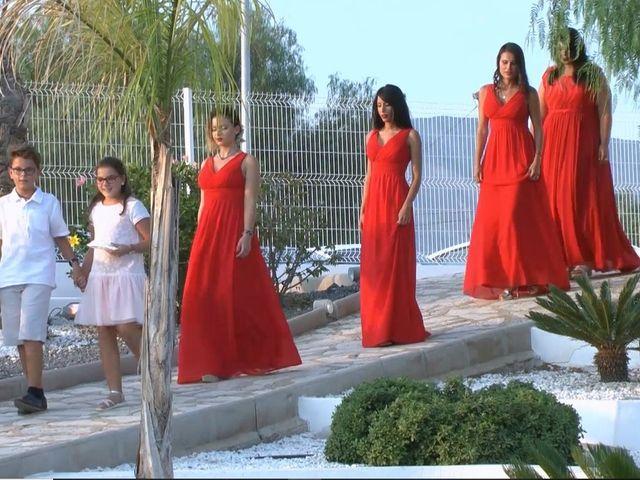 La boda de Tomás y Cristina en La/villajoyosa Vila Joiosa, Alicante 10