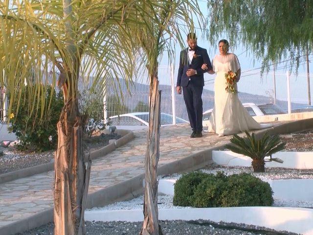 La boda de Tomás y Cristina en La/villajoyosa Vila Joiosa, Alicante 11