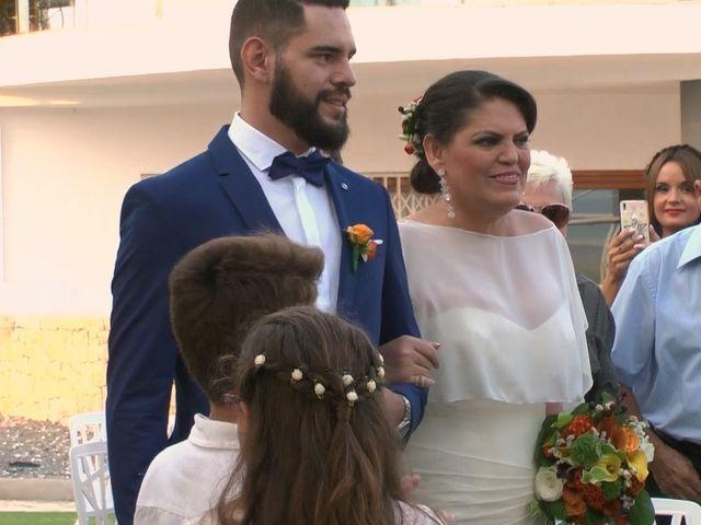 La boda de Tomás y Cristina en La/villajoyosa Vila Joiosa, Alicante 12