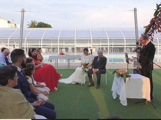 La boda de Tomás y Cristina en La/villajoyosa Vila Joiosa, Alicante 13