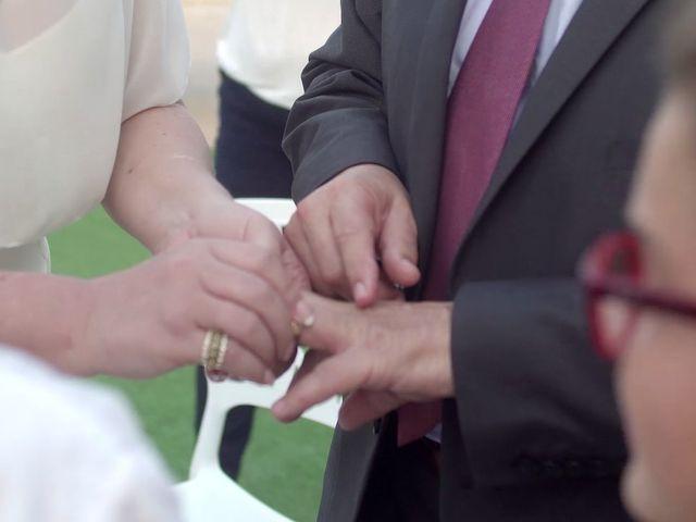 La boda de Tomás y Cristina en La/villajoyosa Vila Joiosa, Alicante 15