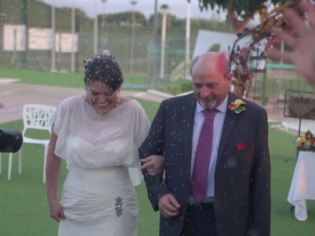 La boda de Tomás y Cristina en La/villajoyosa Vila Joiosa, Alicante 2