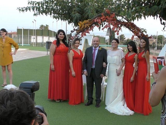 La boda de Tomás y Cristina en La/villajoyosa Vila Joiosa, Alicante 17