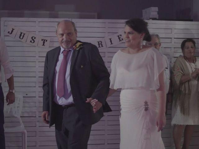 La boda de Tomás y Cristina en La/villajoyosa Vila Joiosa, Alicante 25