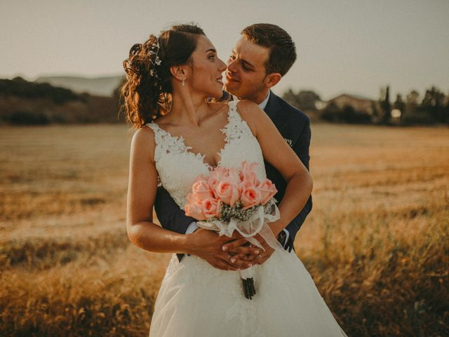 La boda de Eva y Dídac