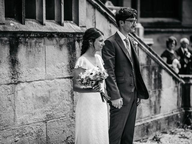 La boda de Igor y Maite en Donostia-San Sebastián, Guipúzcoa 39