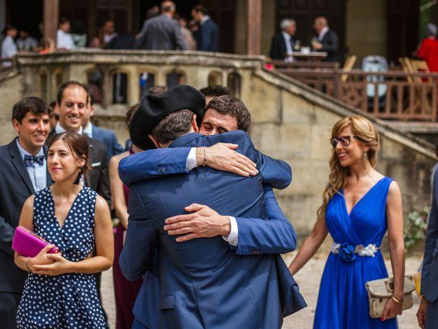 La boda de Igor y Maite en Donostia-San Sebastián, Guipúzcoa 48