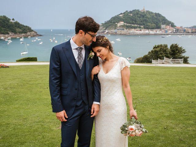 La boda de Igor y Maite en Donostia-San Sebastián, Guipúzcoa 56