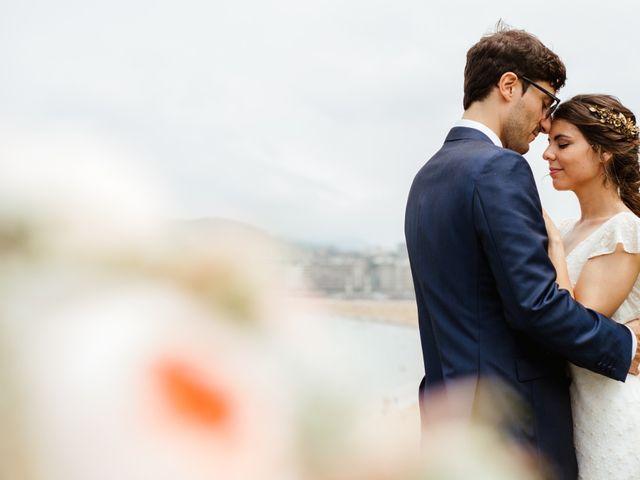 La boda de Igor y Maite en Donostia-San Sebastián, Guipúzcoa 60