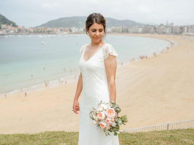 La boda de Igor y Maite en Donostia-San Sebastián, Guipúzcoa 62