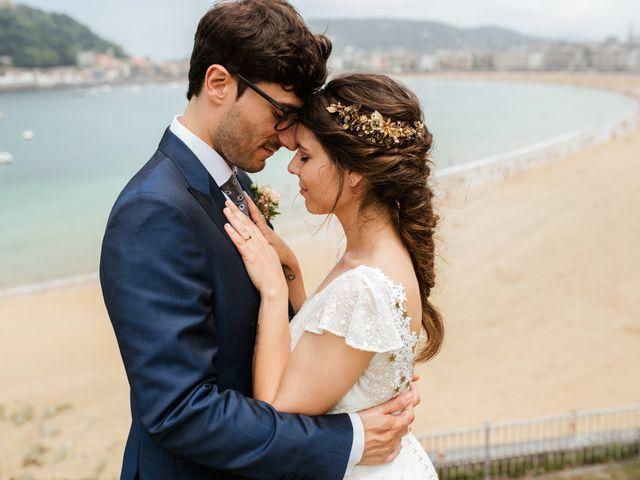 La boda de Igor y Maite en Donostia-San Sebastián, Guipúzcoa 63