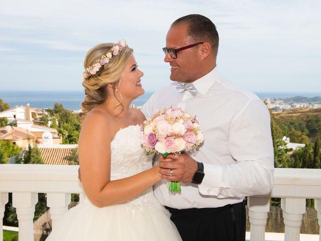 La boda de Elihú y Amelia en Mijas, Málaga 14