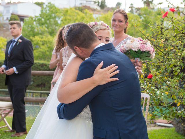La boda de Elihú y Amelia en Mijas, Málaga 21